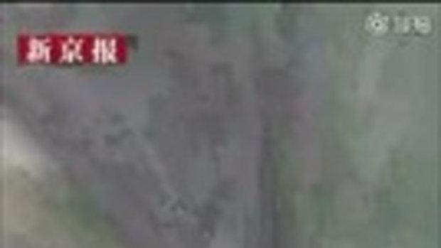 สลด หินร่วงใส่ทางเดินที่จางเจียเจี้ย นักท่องเที่ยวดับ 1 สูญหาย 3