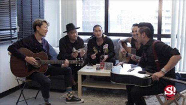 เมื่อ Clash ได้เห็นเทป และซีดี 5 อัลบั้มแรกของพวกเขาอีกครั้ง