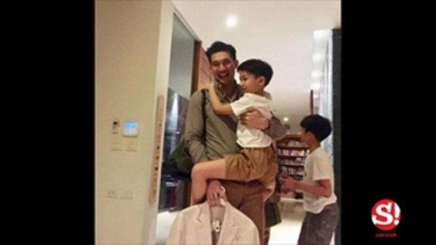 สามหนุ่มสามมุม บ้านวงศ์พัวพันธ์ ความหล่อจากรุ่นพ่อสู่รุ่นลูก