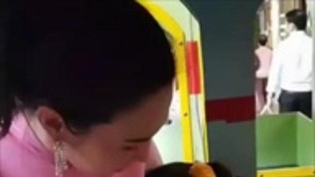 เผยวิธีที่ มายู ใช้อ้อน แม่เมย์ ดูแล้วใจอ่อนเลยลูก