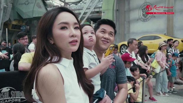 เปิดโลกสุดตื่นตาตื่นใจกับน้องโปรดและครอบครัวตัว ป. ในสิงคโปร์