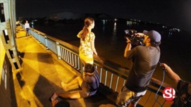 หนิง ปณิตา ขออภัย ระบำมาร ทำคนอินจัด กระโดดสะพานฆ่าตัวตาย
