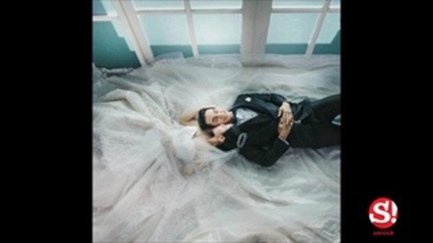 ภาพพรีเวดดิ้ง กิก ดนัย และแฟนสาว สวยงามดั่งเจ้าหญิง และเจ้าชาย ในเทพนิยาย