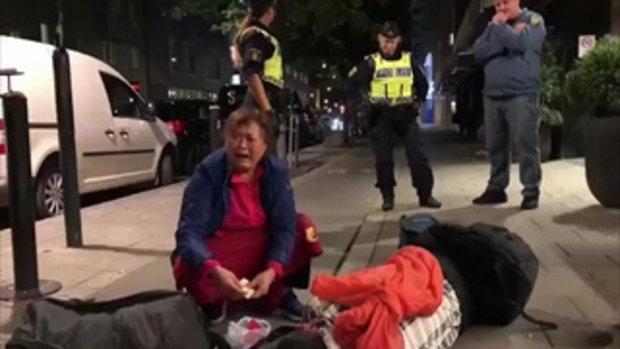 ดราม่าแก๊งคนจีนยกบ้านเที่ยวสวีเดน กลายเป็นสงครามไวรัลระหว่างชาติ