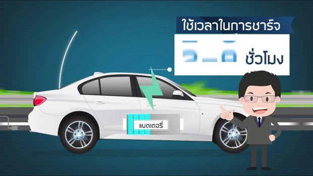 บันทึกพลังงาน EP.98 ข้อจำกัดของรถยนต์ไฟฟ้า