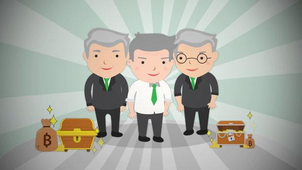 เงินทองเรื่องต้องรู้ Ep 022 ตอน สอนมนุษย์เงินเดือนวางแผนภาษี 1 ตลาดหลักทรัพย์ฯ   Ch7