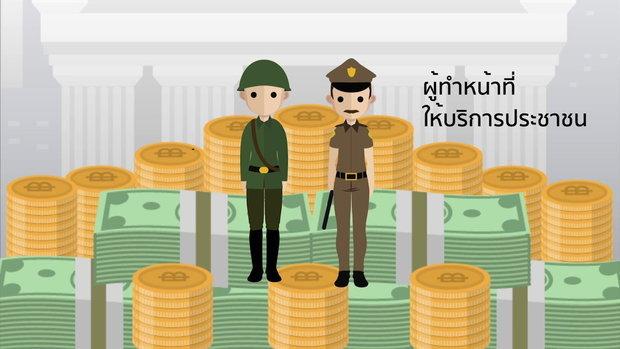 เงินทองเรื่องต้องรู้ Ep 031 ตอน ภาษีแบบใหม่ 1 ตลาดหลักทรัพย์ฯ   Ch7
