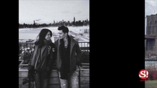 โดนัท มนัสนันท์ กับรักไม่หวือหวา แฟนหนุ่มเคียงข้างทุกมุมโลก