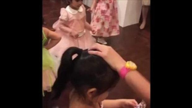 สุดซึ้ง !! เปิดไอจี 'แอฟ-สงกรานต์' พ่อแม่พร้อมใจอวยพรวันเกิด 'น้องปีใหม่' ลูกสาว
