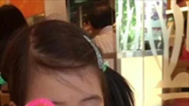 ถามอยู่นั่นแหละ คนจะกิน น้องมายู น่ารัก