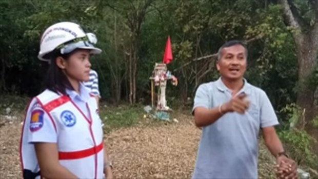 สังเวยรายล่าสุด เก๋งพุ่งตกเหวสะพานตอม่อ 50 ม.สูงที่สุดในไทย