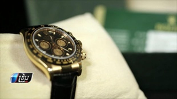 เปิดชุดนาฬิกาหรู หลังซื้อทุกเรือนมีใบรับรอง รายละเอียดลูกค้าชัดเจน - เข้มข่าวค่ำ