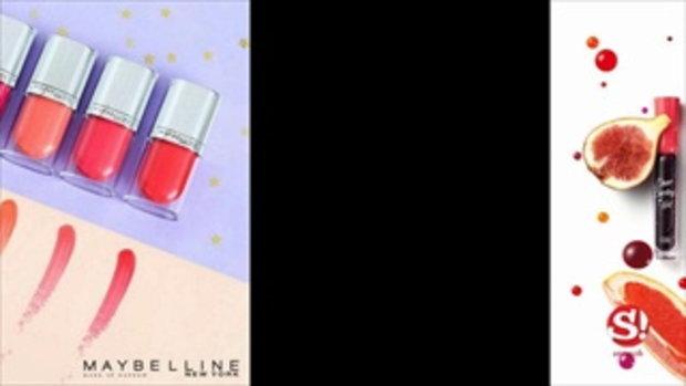 ปากสวยน่าจุ๊บกับ 10 ลิปทินท์ใช้ดี สีสวยติดทน แถมราคาน่ารัก