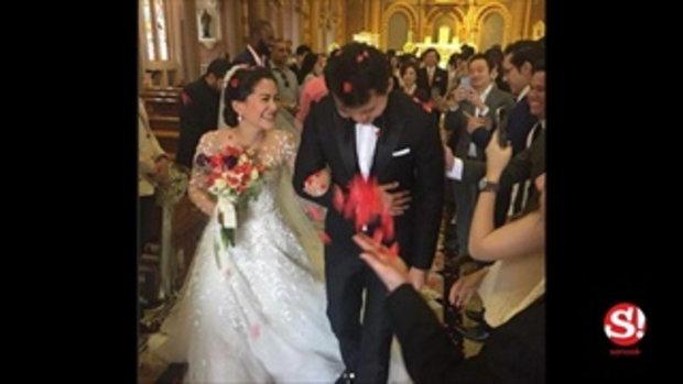แนนซี่ นันทพร นักร้องดูโอ้ยุค 90 แต่งงานแฟนหนุ่มเกาหลี
