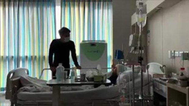 เมื่อ กัน เดอะสตาร์ ร้องเพลงให้น้องที่ป่วยมะเร็งฟัง