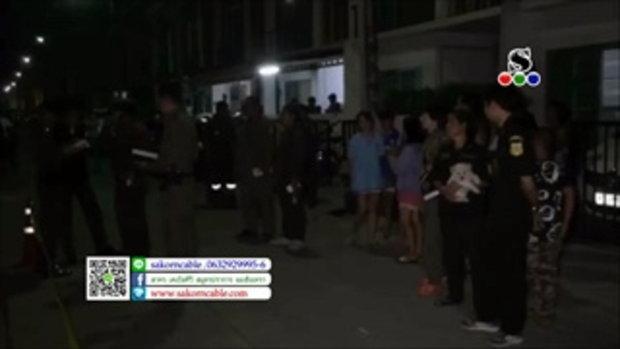 Sakorn News : นำตัวผู้ต้องหายิงอดีตนักข่าวสาวทำแผนประกอบคำรับสารภาพ