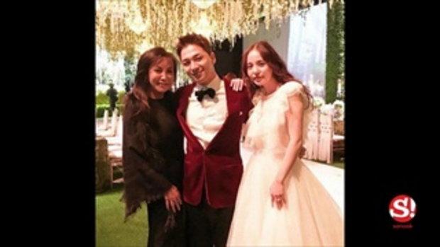 แทยัง Big Bang แต่งงานดาราสาว มินฮโยริน เนรมิตยกฉากหนังมาฉลอง