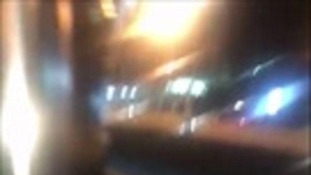 แฉคลิปรถเมล์ ปอ.75 สุดกร่างปรี่หาเรื่องรถกระป๋อง เหตุฉุนขับปาดหน้ากัน