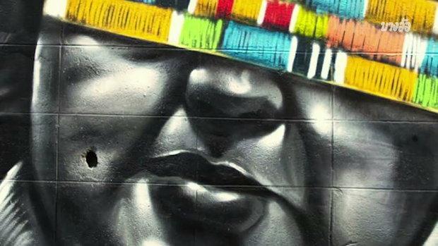 สะท้อนความคิด 'เสือดำ' ผ่านงาน Street Art : บางอ้อ On Cilp