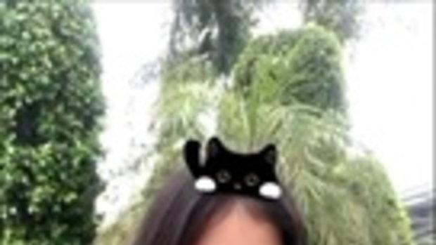 น่ารักจนอยากเป็นแมวที่หัว อยากเป็นหนวดที่แก้มเธอจัง