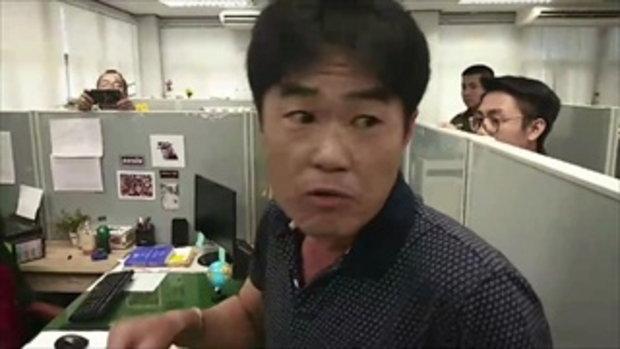 หนุ่มเกาหลีโวยคาราโอเกะ ฟันยับ1.6แสน