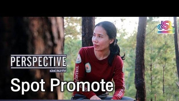 Perspective Spot Promote : แป๋ว ขนิษฐา ดอนชัย - หัวหน้าหน่วยดับไฟป่า [28 ต.ค 61]
