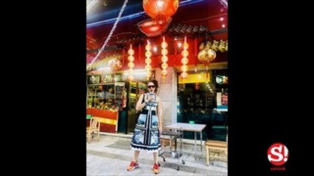 ชมพู่ กระเตงลูกเที่ยวญี่ปุ่น ติดแท็กหวานถึง น็อต วิศรุต เพราะไม่ได้ไปด้วย