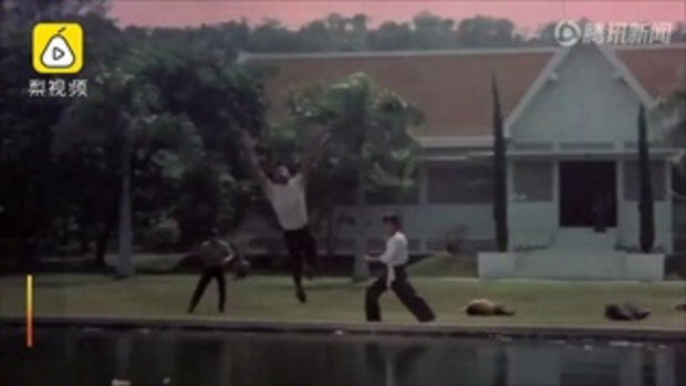 """สิ้นเจ้าพ่อวงการหนังฮ่องกง """"เรย์มอน โจว"""" ด้วยวัย 91 ปิดตำนานผู้ปั้น บรูซ ลี-เฉิน หลง"""