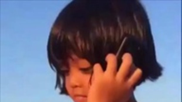 คุยโทรศัพท์กับผู้บ่าว