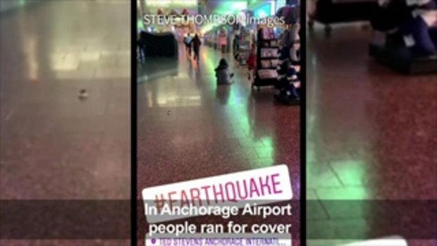 แผ่นดินไหวรุนแรง 7.0 เขย่า