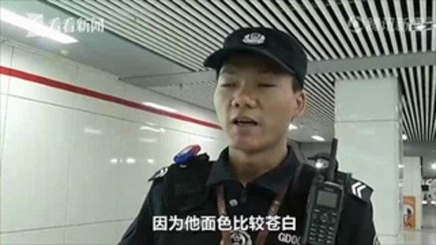 พักบ้าง...หนุ่มจีนเล่นอินเตอร์เน็ตต่อเนื่อง 2 วัน 2 คืน เป็นลมล้มหน้าเกือบฟาดพื้น