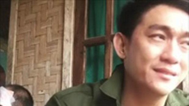 นักร้องวง Seventeen ร่ำไห้  ตามหาภรรยาสาวสูญหาย หลัง 'สึนามิ' ถล่มอินโดฯ