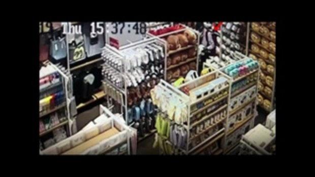 เปิดCCTVล่าชายซุกแผงวงจรก่อนระเบิดลุกไหม้สยามสแควร์วัน