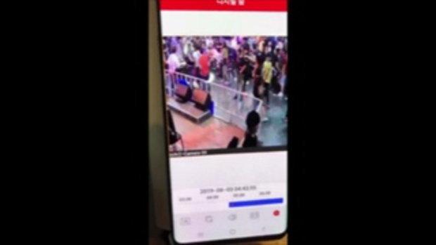 ฉาวข้ามประเทศ คนไทยเที่ยวผับเกาหลีใต้ ยกพวกรุมกระทืบหนุ่มในลิฟต์