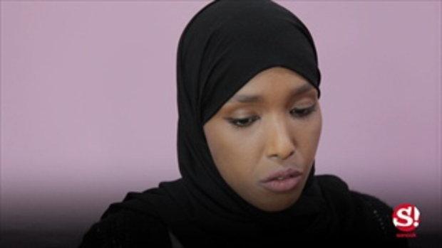 """""""ฉันอยากเห็นลูกเติบโตอย่างมีความสุข"""" ความในใจจากแม่ผู้ลี้ภัยชาวโซมาเลีย"""