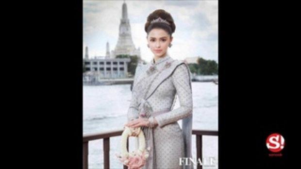 แพทริเซีย จัดเต็ม สวยสะกดทุกสายตาในชุดไทย เอ่ยปาก อยากเป็นเจ้าสาว