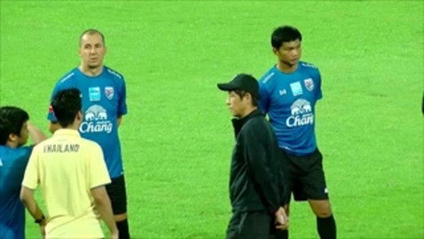 เนวิน มั่นใจ นิชิโนะ ไปได้สวยกับทีมชาติไทย เชื่อกองกลางยิงเวียดนามได้แน่