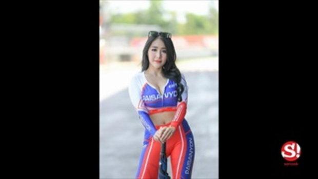 อย่างแจ่ม! สีสันสาวสวย PTT BRIC Superbike 2019 สนาม 3