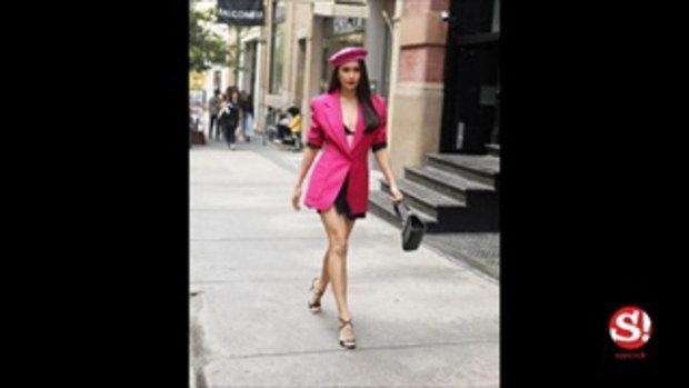 ปู ไปรยา เดินเฉิดฉายแซ่บเว่อร์ บนรันเวย์ระดับโลก