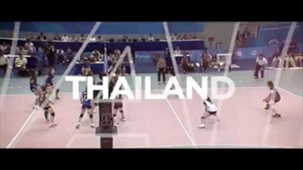 ทีมชาติไทย พร้อมลุย