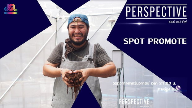 Perspective Spot Promote : ชารีย์ บุญญวินิจ [6 ต.ค 62]