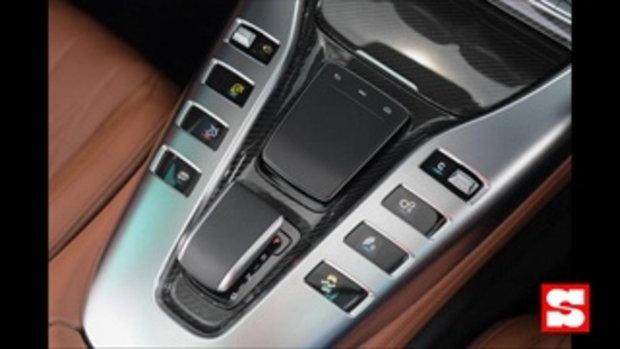 Mercedes-AMG GT C Roadster โฉมใหม่ ความหรูหราที่มาพร้อมฟีลในสนามแข่ง!