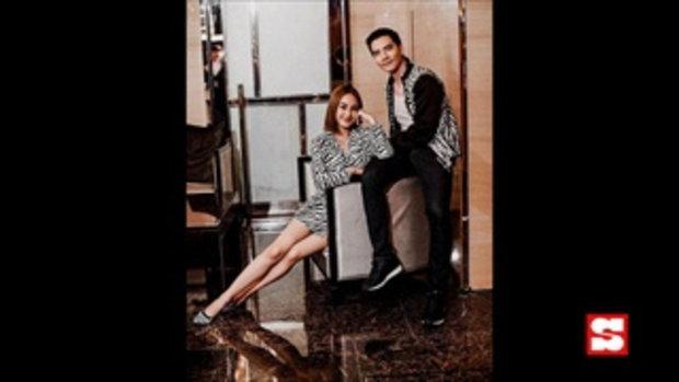นิว-นาว ทำชาวเน็ตลุ้น ภาพเหมือนโมเมนต์ขอแต่งงาน ทริปหวานที่ฮ่องกง