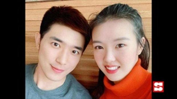 หวานเวอร์! จาง ชางหนิง นักตบสาวทีมชาติจีนกับแฟนหนุ่มนักยัดห่วง