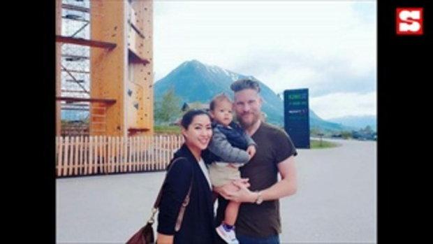 น่าเอ็นดู แอ๊ด คาราบาว กับหลานตาลูกชายของ เซน ณิชา ทั้งรักทั้งหลงเลยทีเดียว