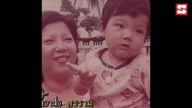 ไม่บอกก็รู้ว่าลูกใคร น้องวีจิ เทียบวัยเด็กพ่อ หนุ่ม ศรราม เหมือนจนคิดว่าคนเดียวกัน