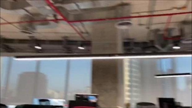แผ่นดินไหว สปป.ลาว สะเทือนถึงกรุงเทพฯ คนบนตึกสูงรับรู้แรงสั่นสะเทือนชัดเจน