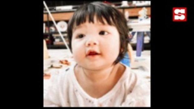 ส่องความน่ารัก น้องดิสนีย์ ลูกสาว อุ้ม ลักขณา ยิ้มละลายใจ ในวัย 7 เดือน
