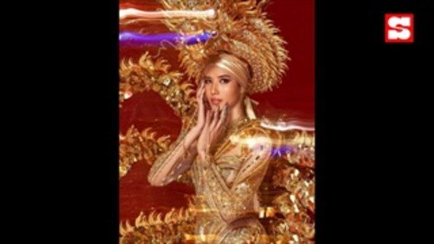 ชุดประจำชาติ มิสยูนิเวิร์สเวียดนาม สู่เวที Miss Universe 2019