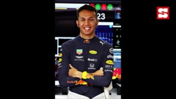กระหึ่มวงการ! อเล็กซ์ อัลบอน คว้ารางวัลนักขับหน้าใหม่แห่งปี 2019 จาก FIA